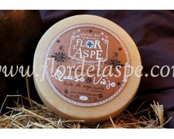 Queso Viejo Oveja  3 Kg-Flor del Aspe