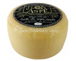 Queso de oveja curado 750 g -Flor del Aspe